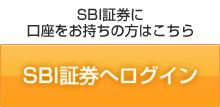 SBI証券 ログイン